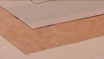 fully coated non-slip paper